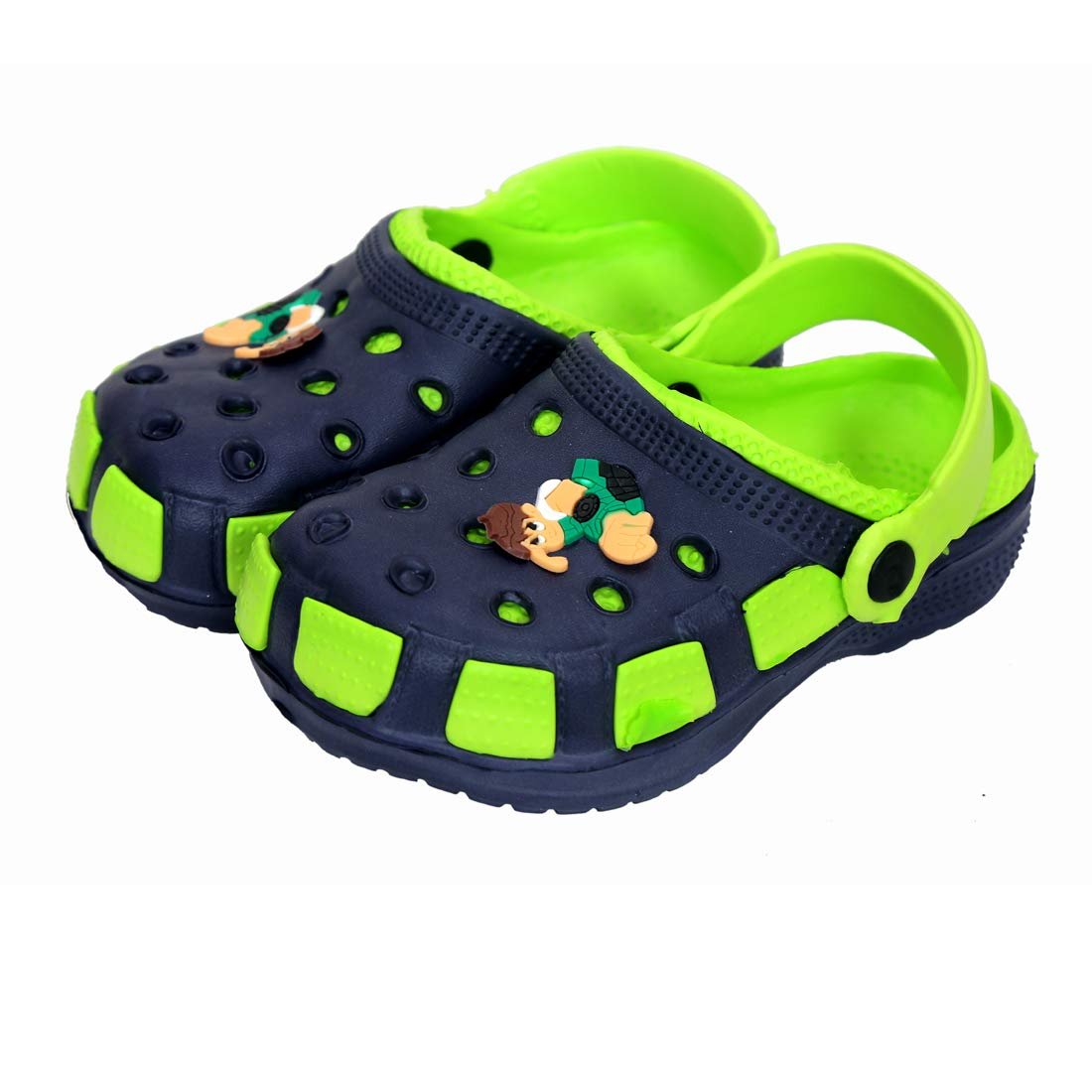 Fly Rubber Clog Boy and Girls Green (B07WP9CCZ9) Amazon Price History, Amazon Price Tracker