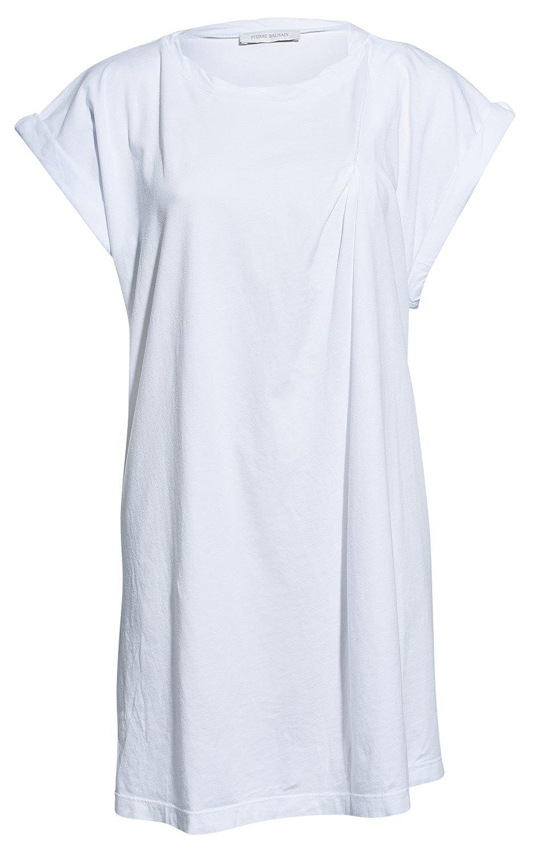 224M746082000001 Pierre Balmain Tops Women Cotton White