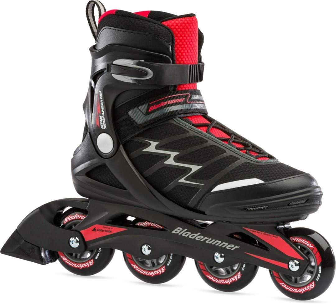 Bladerunner Advantage PRO XT Inline Skate 2021 Black//red