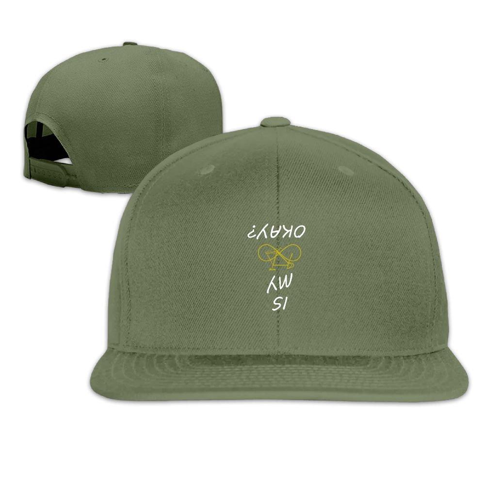 XiaMuXiaGua HAT メンズ B07D7MFC54  フォレストグリーン One Size