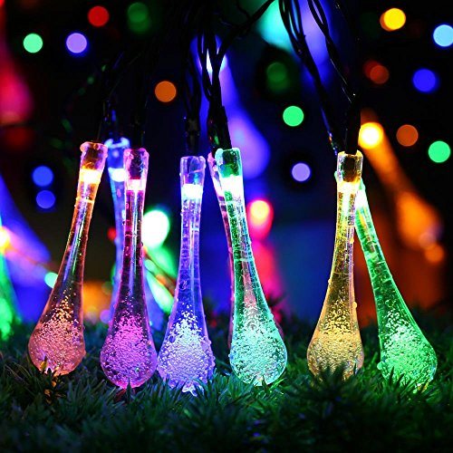 Solar Powered Decorative Lights