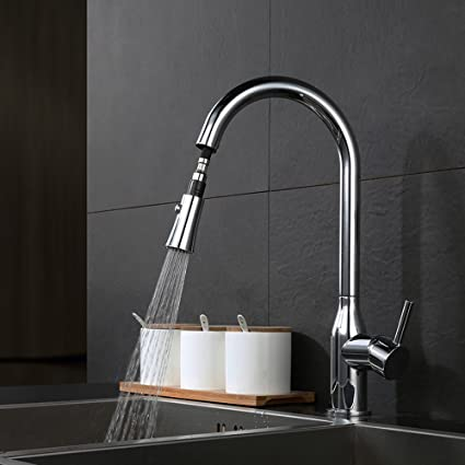 desfau rubinetti da cucina miscelatore cucina estraibile rubinetto ...