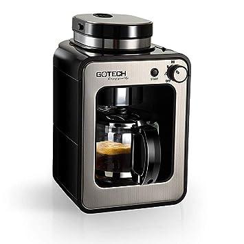 Molinillo De Café Una Máquina De Café Americano Casa Pequeña Máquina De Té De Aislamiento Automático: Amazon.es: Hogar