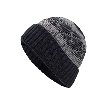 Amazon.com  Hot Sales!! ZOMUSAR Slouchy Cable Knit Beanie - Chunky ... 1a426e1c466