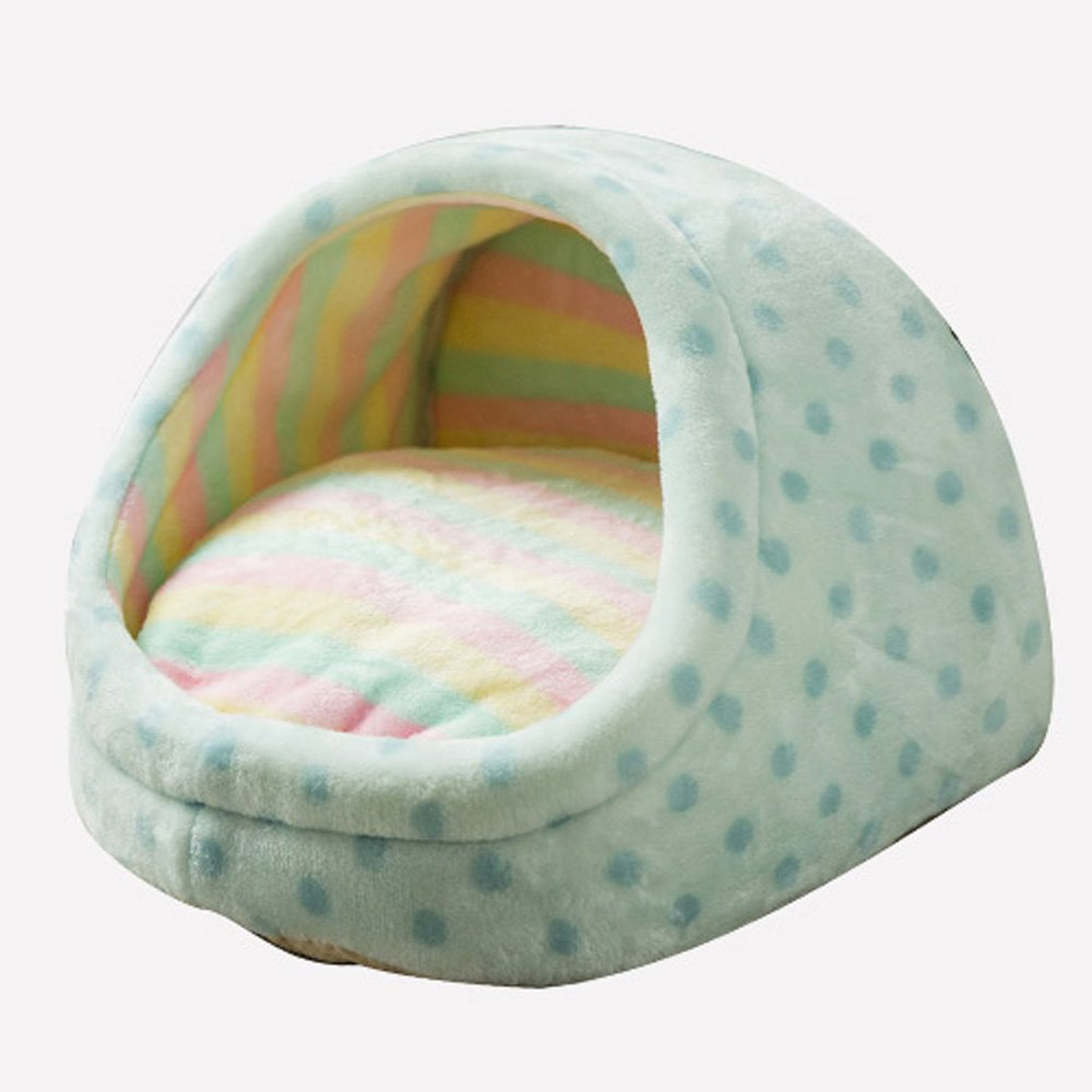 2-L504034cm Huangyingui Cute Soft Plush Warm Pet Nest Dog Cat Bed (Size   2-L5040  34cm)