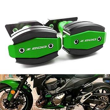Motorrad Sturzschutz Sturzpads Crashpads F/ür Kawasaki Z900 2017