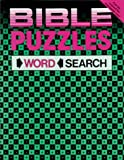 img - for BIBLE PUZZLES -- WORD SEARCH by Monte Corley (1988-06-01) book / textbook / text book