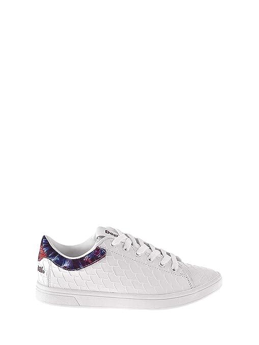 Desigual 18SUKO01 Zapatos Mujeres Blanco 36