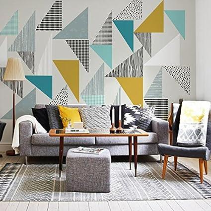 Poowef 3d Wallpaper Fond D Plat Mur à L Arrière Plan