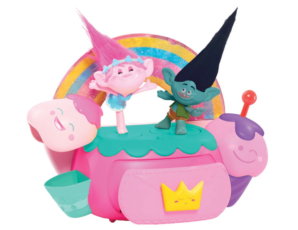 Trolls Charms Jewelry Box on s...