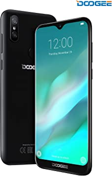 4G Telefono Movil Libres, DOOGEE Y8 Android 9.0 Smartphone, Dual ...