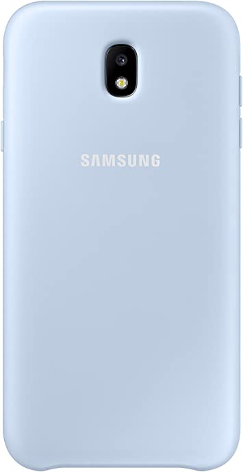 SAMSUNG Dual Layer Cover - Carcasa Galaxy J7 2017, Color Azul ...