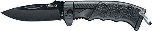 Walther WAL50769 Fixed Blade, Knife,Hunting,Camping,outdoorkitchen, One Size