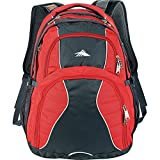 High Sierra® Swerve 17'' Laptop Computer Backpack - Red