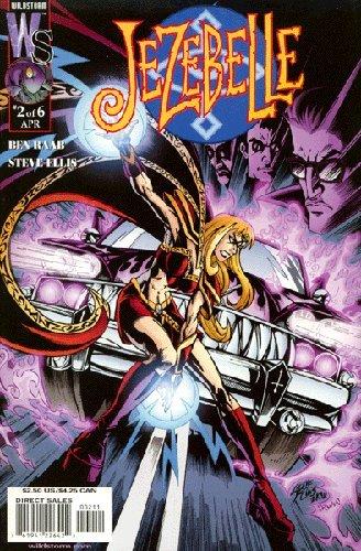 Read Online Jezebelle Comic # 2 - WildStorm Productions Comics, April 2001 ebook