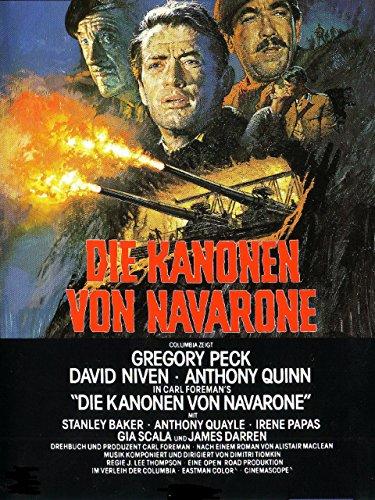 Die Kanonen von Navarone Film