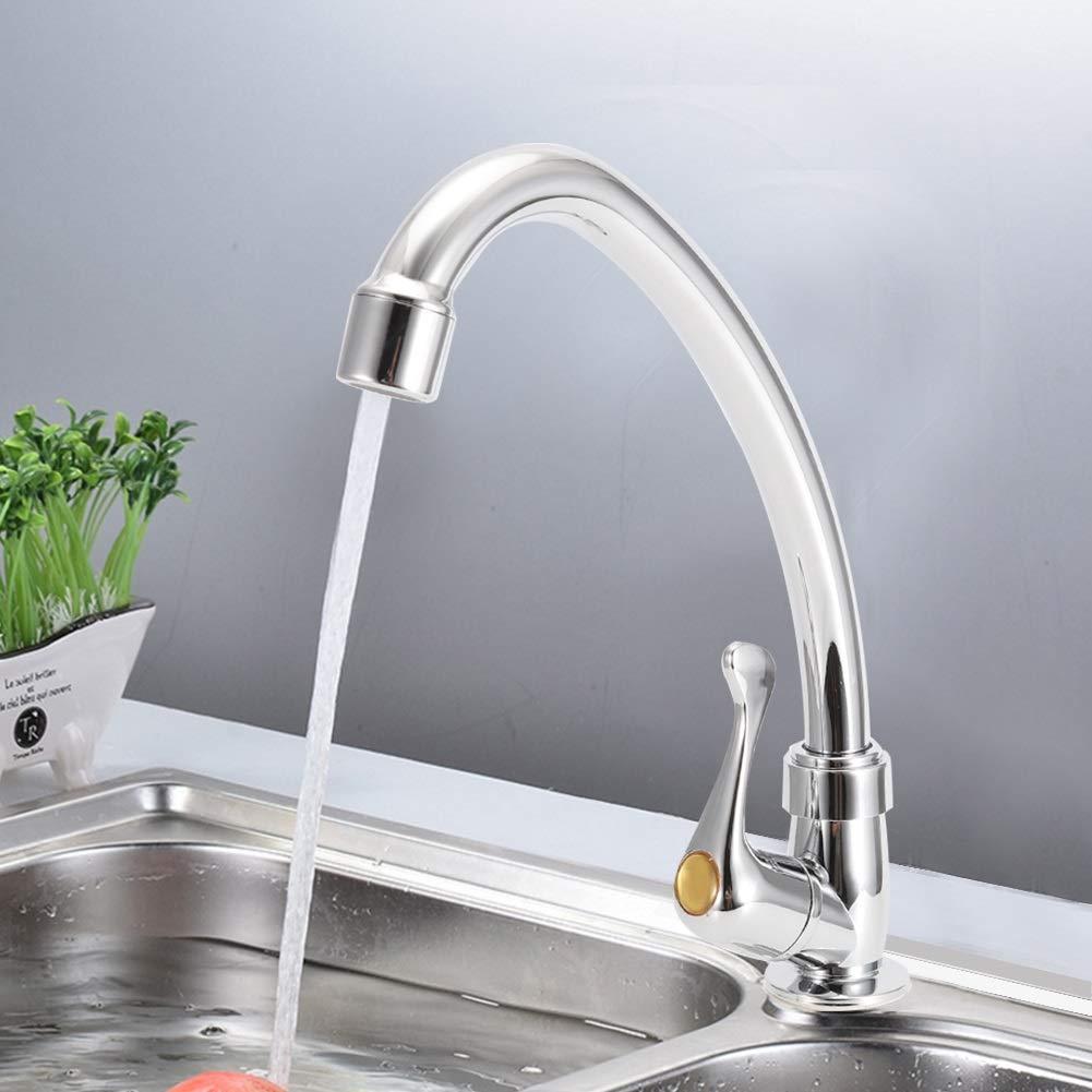 Grifer/ía de Agua Fr/ía de Tipo Individual para Ba/ño de la Casa Grifo de Agua para Cocina VIFERR Grifer/ía de Ba/ño