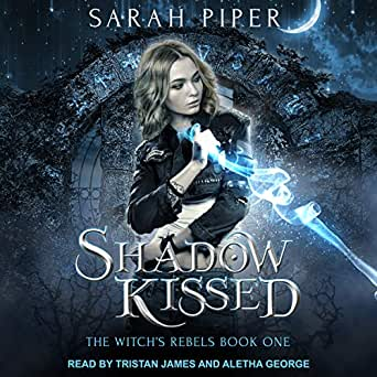 Amazon. Com: shadow kissed: witch's rebels series, book 1 (audible.