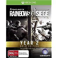 Rainbow Six Siege Year 2 Gold Edition