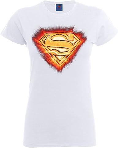DC Comics Womens Superman Logo T-Shirt