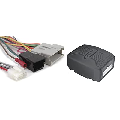 Axxess GMOS-01 02-Up Onstar Harness Adapter with Chime: Car Electronics