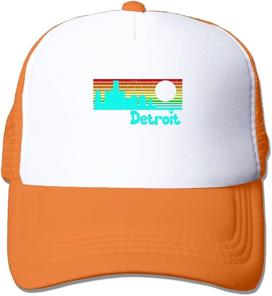 WAYCAP Youth Kids American US Flag Patch Flat Bill Baseball Snapback Trucker Cap Hat for Man Women Adjustable Size