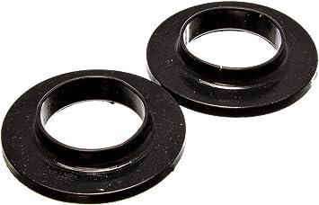 PROTHANE 7-1706 BL Coil Spring Insulator; Coil Spring Isolator; Black