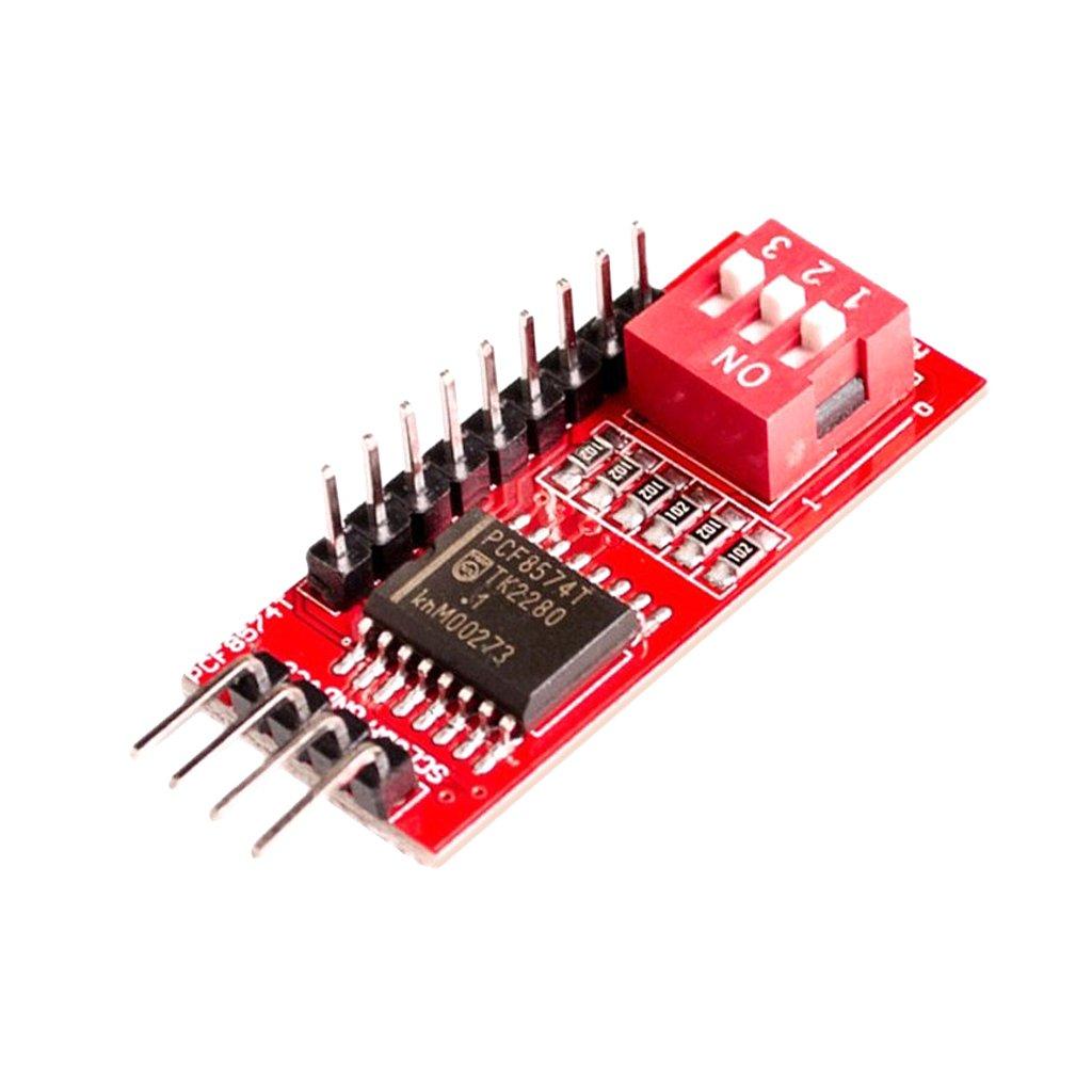 Baoblaze PCF8574T I2C IO Expander Module for Arduino /& Raspberry Pi