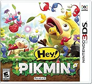 SW 3DS Hey! Pikmin - Nintendo 3DS - Standard Edition