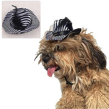 Legendog Gorros para Fiesta De Mascotas Sombrero Creativo del Traje del Gato del Sombrero del Partido