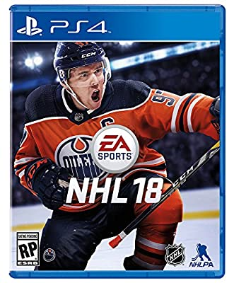 NHL 18 - PlayStation 4 by Electronic Arts