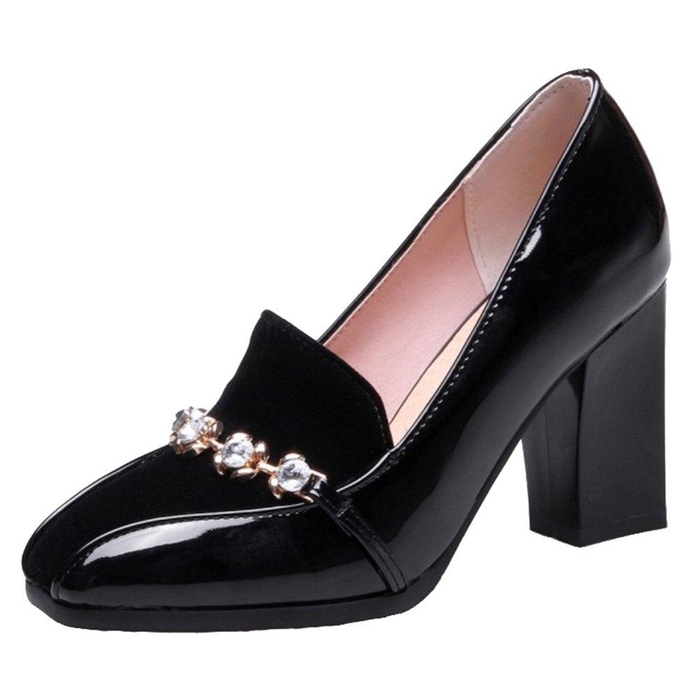 Onewus Sandales Femme Compensées Noir Compensées Femme Noir 2d5b26a - deadsea.space
