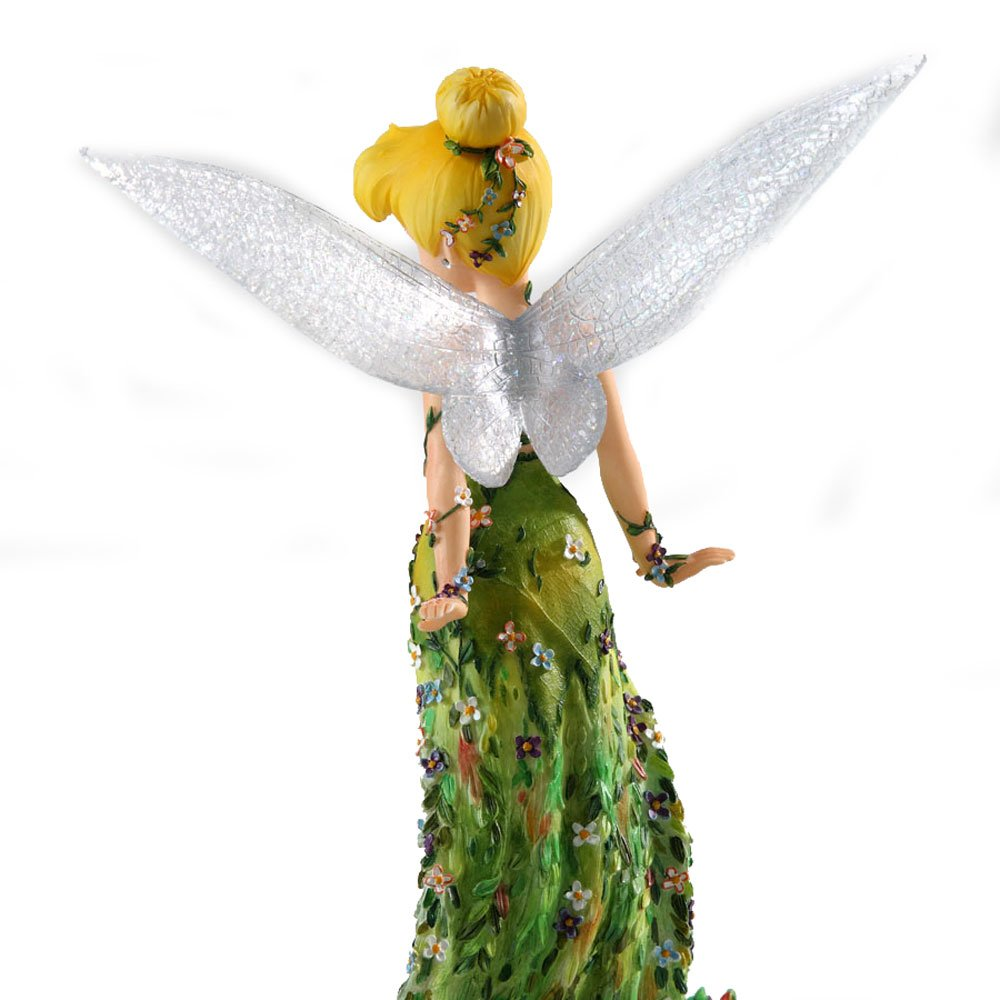 Amazon enesco disney showcase tinker bell couture de force amazon enesco disney showcase tinker bell couture de force figurine home kitchen voltagebd Image collections
