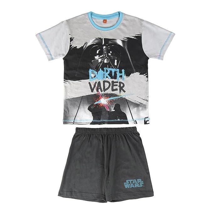 Star Wars - pijama manga corta 2 piezas 100% algodón (8 años)
