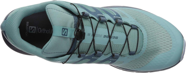 Salomon Womens Sense Ride 2 GTX Invis Fit Trail Running Shoes