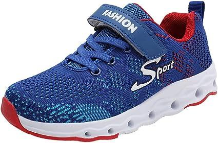 Zapatillas de Running para Niños Niñas Chicos SUNNSEAN Calzado Moda Transpirable Desgaste Zapatos Deportivos Zapatos Casuales Suave Comodo Zapatillas de Senderismo: Amazon.es: Instrumentos musicales
