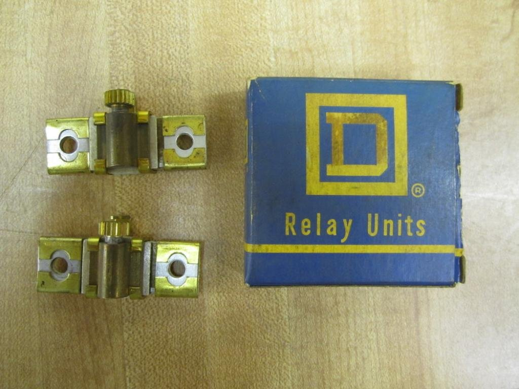 SET OF 3 Square D B4.15 Thermal Overload Heater Element
