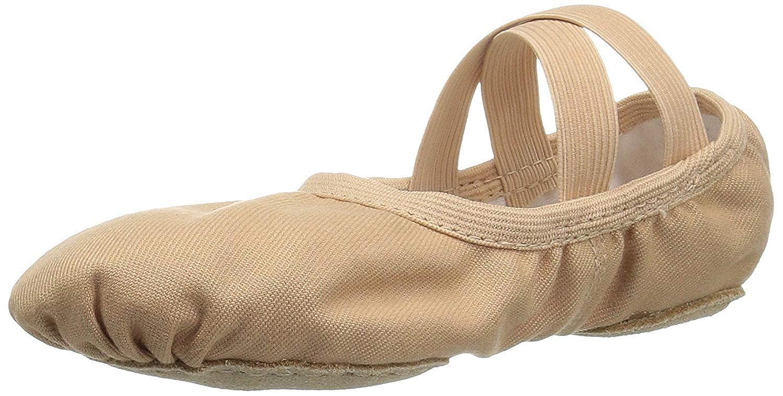 Bloch Dance Girls Performa Stretch Canvas Split Sole Ballet Shoe//Slipper