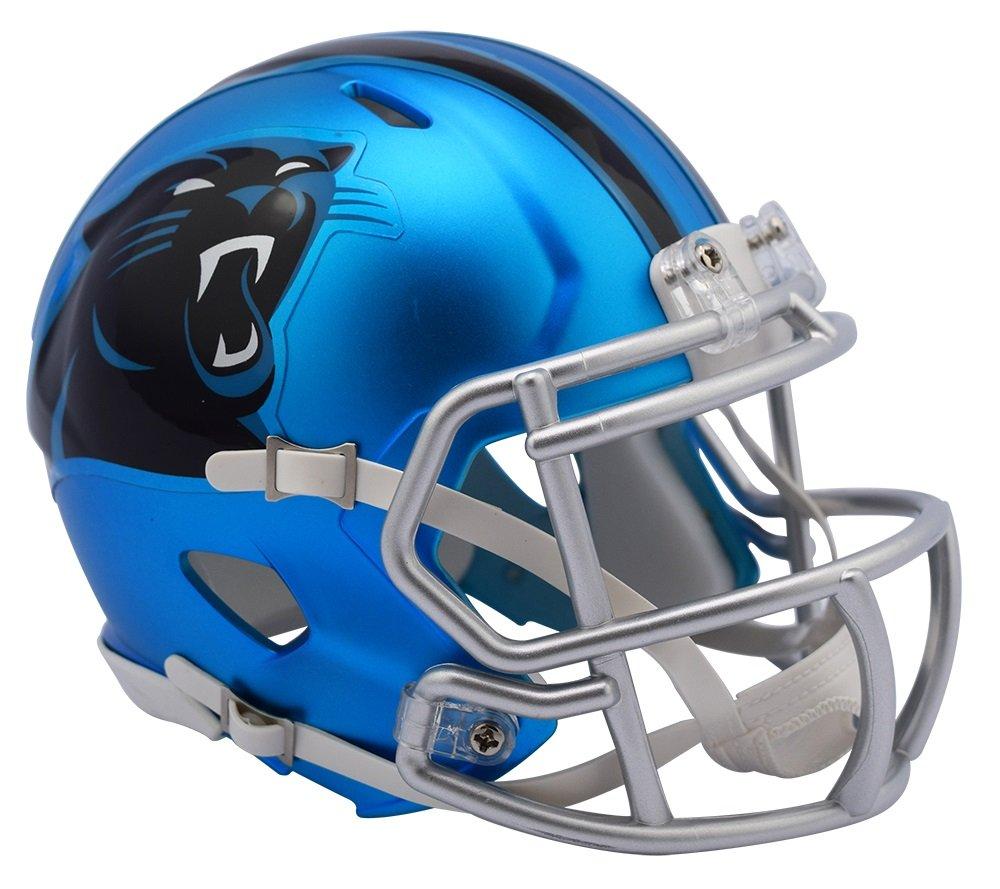 Riddell NFL CAROLINA PANTHERS Blaze Alternate Speed Mini Helmet 8053653