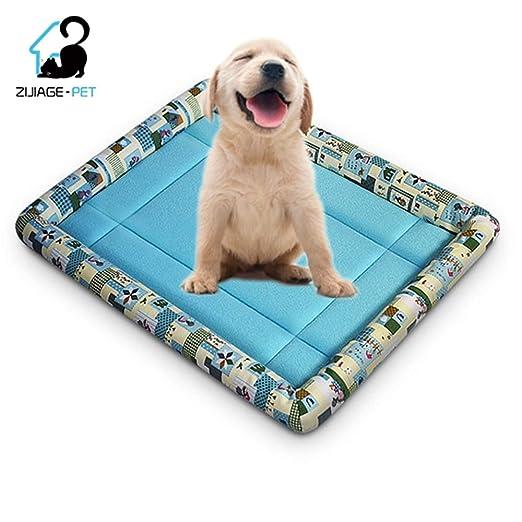 ZIJIAGE-Pet Cama para Perros Grandes para Mascotas Camas para ...