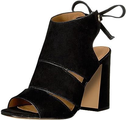 YDN Women's Fashion Peep Toe Bootie