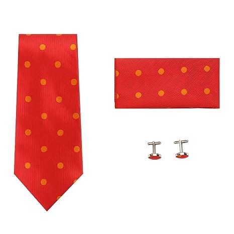 Plyhlc Corbata de Vestir Formal del Negocio, Corbata de Seda de ...