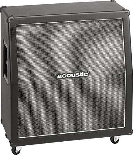 - Acoustic Lead Guitar Series G412A 4x12 Stereo Guitar Speaker Cabinet