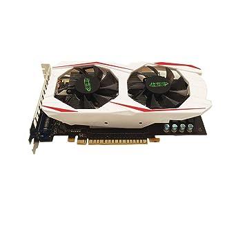 Tarjeta gráfica, NVIDIA GTX750TI 2GB DDR5 memoria 128Bit ...