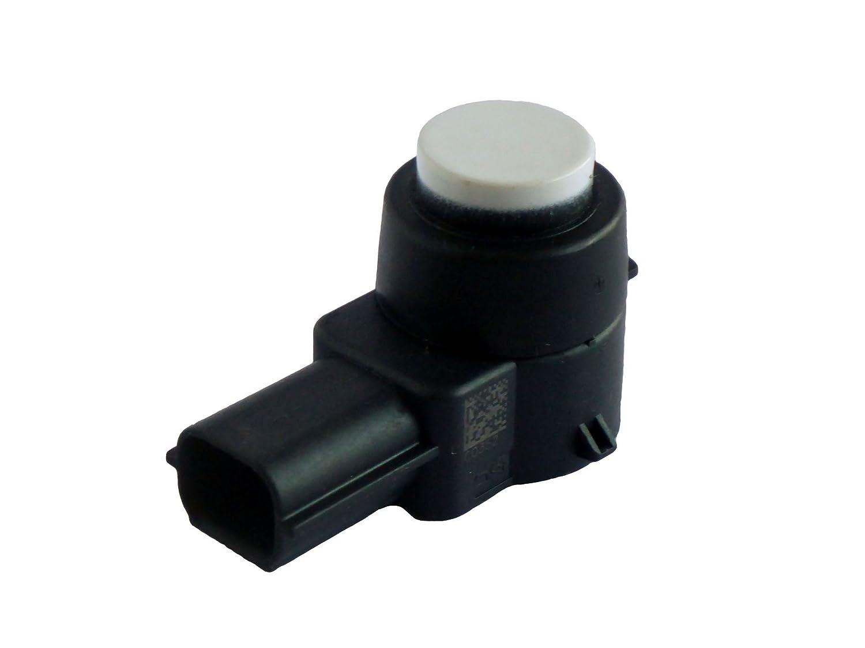 Ultrasonic Backup Aid/Parking Distance Control (PDC) Sensor for GM Brand Vehicles (Beige/White/Eggshell) 25961316 PPN