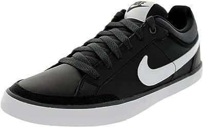 Nike Mujer Capri III Lth Zapato diario, negro, 6 B(M) US