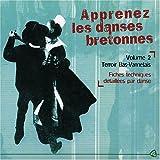 Apprenez Les Danses Bretonnes - Volume 2 : Terroir Bas-Vannetais