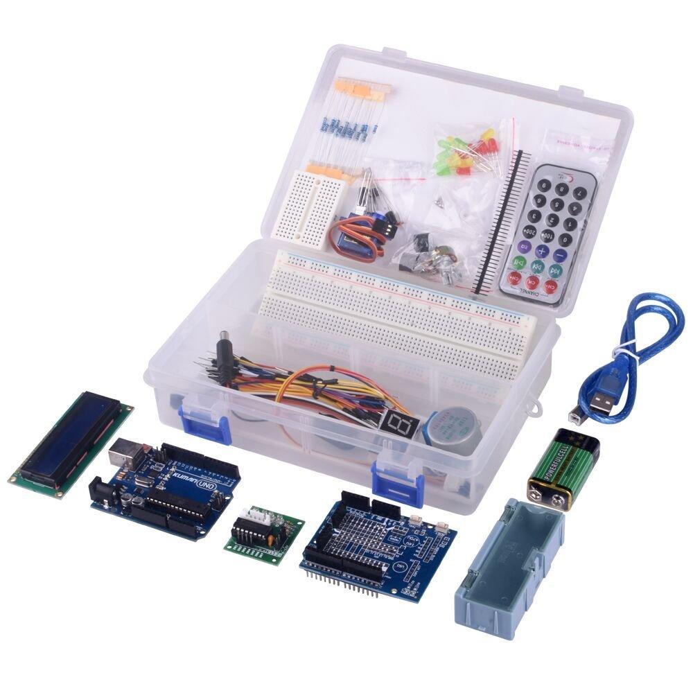 Kit de inicacion para Arduino