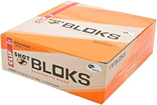product image for Clifbar Clif Shot Bloks Orange w/Caffeine, One Size