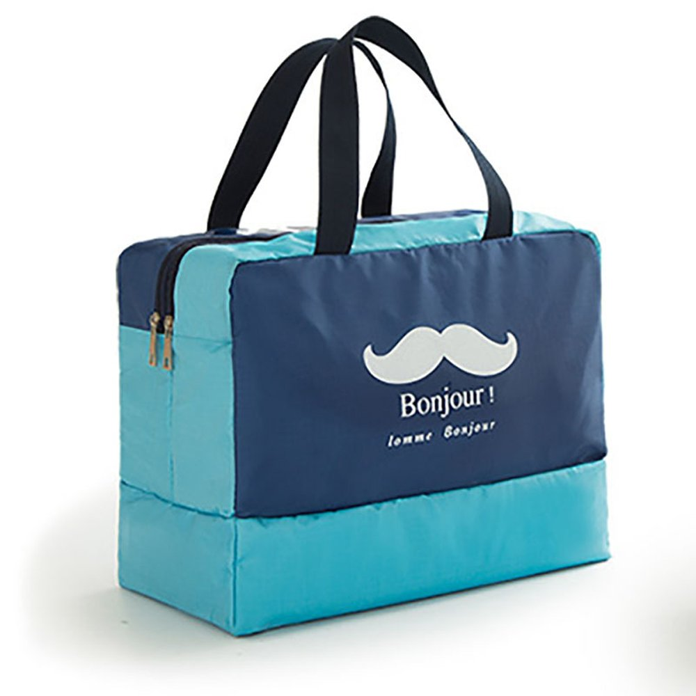 Beach Tote Bag Swim Bag With Dry and Wet Area MC17042504